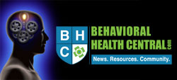 Behavioural Health Central Home Page